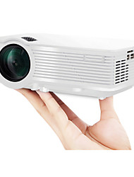 JS® GP-9 WIFI ЖК экран Проектор для домашних кинотеатров WVGA (800x480) 1000 Lumens Светодиодная лампа