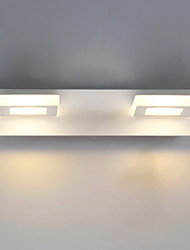 LED Iluminación baño,Moderno/ Contemporáneo LED Integrado Metal