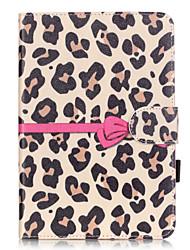 Pour Porte Carte Avec Support Motif Coque Coque Intégrale Coque Autre Flexible Cuir PU pour Apple iPad Mini 3/2/1