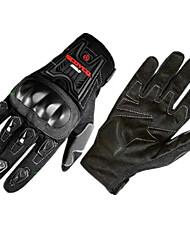 rider heureux sport gants de course en plein air, gants de moto en nylon mc12