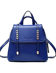 Women Cowhide Casual / Outdoor Shoulder Bag Multi-color