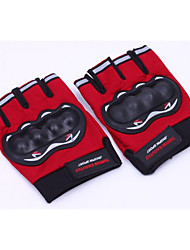 Off-Road Motorcycle Racing Summer Motorcycle Riding Gloves Half Finger Knight