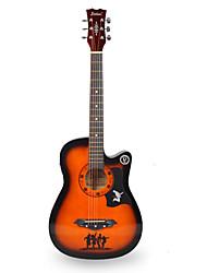 Гитара Кот Струнный музыкальный инструмент Стринги