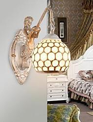Type europe restauration façons anciennes lampe de mur chambre rurale lampe de couchette couloir couloir balcon lentille escalier de phare