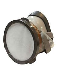 токсичная пыль дыхательная защитный костюм 10 комплектов / коробка респираторы маленький, легкий, легко стираться