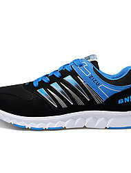 Men's Boys Fashion Shoes Casual/Travel/Youth Suede Mesh Sneakers Running Shoes