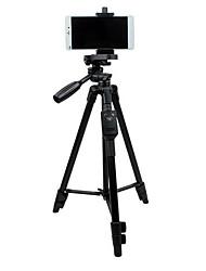VCT 5208 tripé tripé Bluetooth telefone celular de controle remoto tripé de câmera