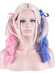 кино фильм париков костюм немного некрасиво градиент косплей парик