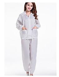 молния куртка завод пол антистатический пыль чистой одежды размер XL