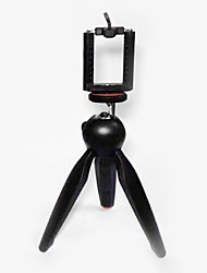 228 Mini Portable Tripod Holder Self Self Artifact Phone Camera Mount Bracket