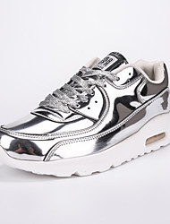 Men's Shoes Casual Fashion Sneakers Black / Gold /Sliver