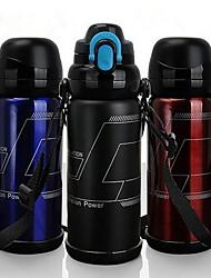800 ml en acier inoxydable extérieur bouteille de sport