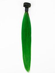 Омбре Индийские волосы Прямые 3 месяца 1 шт. волосы ткет