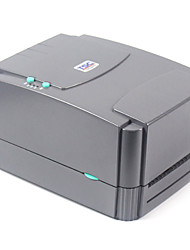 TSC TTP-244 Pro Barcode Printer Barcode Sticker Machine Single Printer ISBN printer black