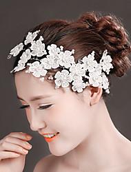 Women's Lace Headpiece-Wedding Flowers 1 Piece