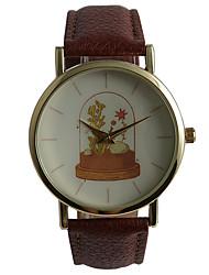 Personalized Fashion Quartz Watch Gift Simple Belt Watch