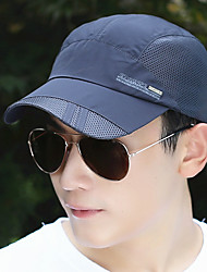 Men Cotton Baseball Cap,Casual Spring / Summer
