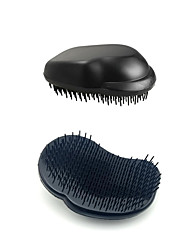 Head Scalp Massager Hair Brushes Hairbrushes Hair Brush Comb Hot Black