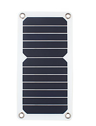 6.5W 5V USB Output Solar Panel Charger for iPhone 6S Samsung Xiaomi Huawei(SWH65U)