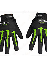 Bicycle Riding Equipment Full Finger Gloves Mountain Bike Motorcycle Gloves