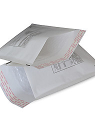 White Color, Other Material, Packaging & Shipping, 120*175mm, Bubble Envelopes, A Pack of Five