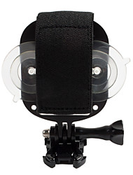 Gopro Accessories Smooth Frame / Suction Cup / Clip / Mount/Holder Adjustable / Convenient, For-Action Camera,Gopro Hero 5 / Others /