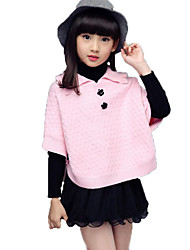 Girl's Going out Geometric Blouse / Sweater & Cardigan,Others Spring / Fall Pink / Red / Gray