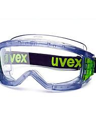 uvex 9301906 de protection contre les chocs contre le vent de brouillard et de sable et à la poussière des lunettes chimiques