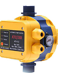 Switch AC Power Supply  Physical Measuring Instruments Metal  Material Yellow Color