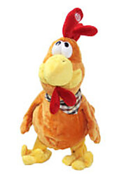 Crazy Electric Plush Toys Screaming Chicken Funny Singing And Dancing Toys