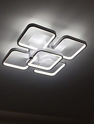 75W Modern/Contemporary LED Flush Mount Living Room / Bedroom / Dining Room / Kitchen