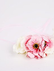 Oufulga Korea Multi Color Brides Wrist Flowers Bridesmaid Wrist Flowers