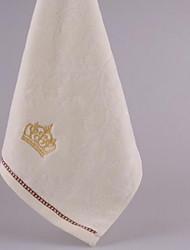 100% хлопок-34*34cm-Окрашенная пряжа-Маленькие полотенчики