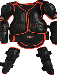 Child and Adolescent Motorcycle Riding Gear Wheel Safety Helmet Extreme Sports Drop Armor Suit