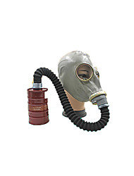 máscara de fogo militar terno protetor + tanque de vias aéreas + no.3