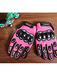 vélo moto gants de protection en plein air équitation dur plein gants de longueur de doigt