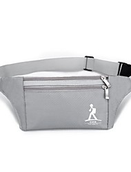 Men Nylon Casual Waist Bag
