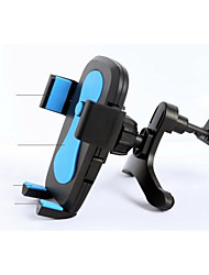 Air Conditioner Outlet Auto Mobile Phone Support Automatic Lock 360 Degree Rotating Vehicle Frame