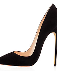 Women's Shoes Microfibre / Summer / Fall Heels Heels Wedding / Office & Career / Party & Evening / Dress / Casual