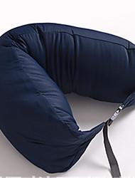 pezzi Cotone Proteggi cuscino Cuscino da viaggio Cuscino Memory Foam,Testurizzato Casual Moderno/Contemporaneo
