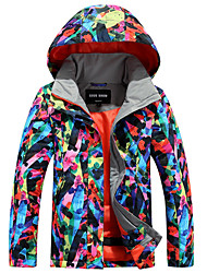 Ski Wear Kid's Winter Wear Slim Winter Clothing Camping / Hiking / Snowsports