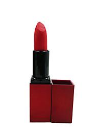 Rouges à Lèvres Mat Baume Humidité Rouge Rose Pêche 1
