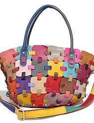 Donna Tote Vacchetta Casual Schermo a colori