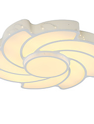 Led36W Flush Mount ,  Modern/Contemporary/Ceiling light/ Living Room/Dinning Room/Bed Room/ Metal & Acrylic