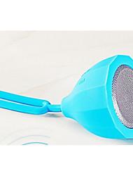 venta al por mayor altavoces Bluetooth de silicona resistente al agua, mini audio del coche cordón aparcamiento exterior