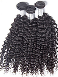Weave Beauty Unprocessed China Curly Virgin Hair China Human Hair Weave 3Pcs/lot