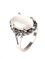Women's Alloy Opal Vintage Ring Party / Daily / Casual 1pc Statement Rings