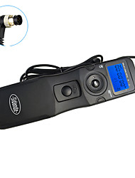 Sidande® 7104 LCD Time Lapse Intervalometer Remote Control Timer Shutter Release for Nikon D800 / D700 / D300
