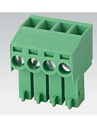 элементы схемы аксессуары 2--24pcopper квадратных Съемные клеммные блоки экологически чистых материалов