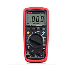 anti- brûlure multimètre numérique (modèle: ut139a)